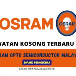 Jawatan Kosong di OSRAM Opto Semiconductors